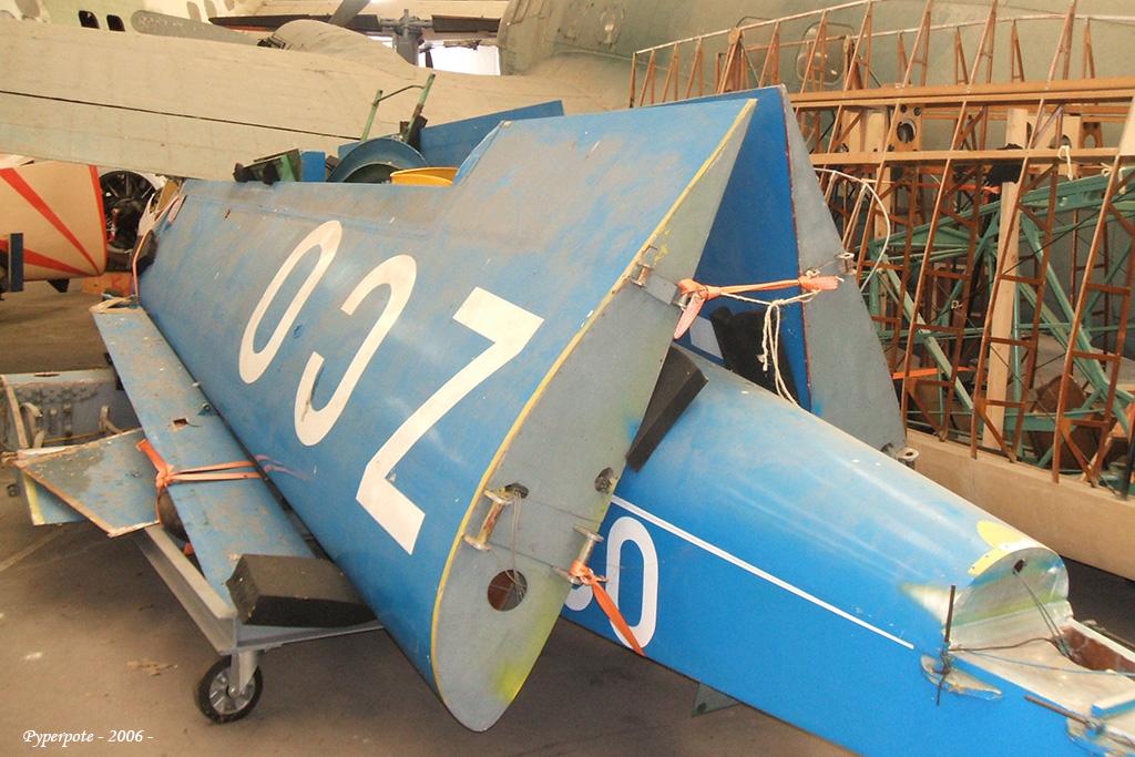 Caudron C-430 - FSC Dujin - 1/72 DSCF1878