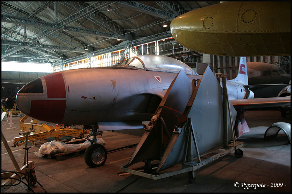 Lockheed T-33AN n° T33049 - 21049 - CAEA Bordeaux (33) -