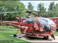 Sud-Aviation SA 316 B Alouette III n°1854 - Gex (01)