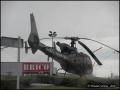 Aerospatiale SA 341F Gazelle n°1629 - Montauban (82)