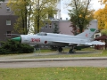 Mikoyan Gurevich MiG-21 bis Fishbed L - n°75089784 - Bytom - (Pologne)