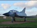 Dassault Mirage IIIB n°207 - 13-FH - Évreux (Eure 27)