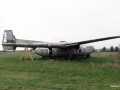Nord Aviation Nord 2501 Noratlas - Caen - (14)