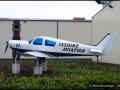 Wassmer WA 83 n°01 F-WVKR - Aérdrome Issoire-Le Broc