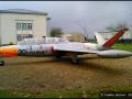 Fouga CM-175 Zephyr n°30 - Landivisiau (29)