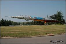 Dassault Mirage IVP n°59 F-THCF à Creil (60)