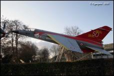Dassault Mirage F1C n°101, Les Andelys (27)