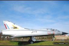 "Dassault Mirage IIIB n°214 ""2-FR"" Avord (18)"