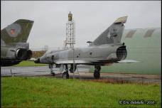 Dassault Mirage IIIR n°318 - Saint Dizier (52)