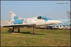 Dassault Mirage 5F à Persan beaumont (95)