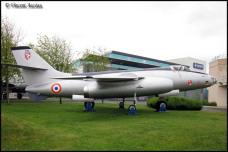 SNCASO SO-4050 Vautour IIB n°632 Usine Airbus Saint Nazaire - Montoir-de-Bretagne (44) -